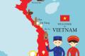 199+ hình ảnh bản đồ Việt Nam đẹp, chi tiết, chất lượng cao