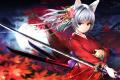 Tải miễn phí 101 ảnh anime nữ lạnh lùng cầm kiếm chất lượng cao
