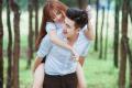 [9001+] Ảnh cặp đôi cute siêu dễ thương, đẹp hút hồn người xem